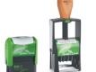 seria innowacyjnych pieczątek ekologicznych GREEN LINE